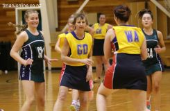 Wednesday Night Netball 0077