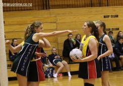 Wednesday Night Netball 0078