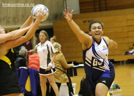 Wednesday Night Netball 0083