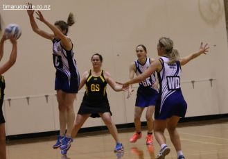 Wednesday Night Netball 0084