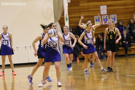 Wednesday Night Netball 0086