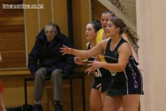 Wednesday Night Netball 0088