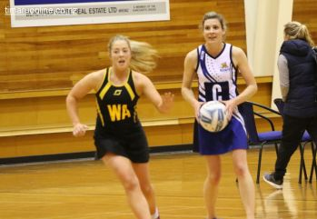 Wednesday Night Netball 0089