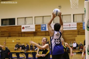 Wednesday Night Netball 0090