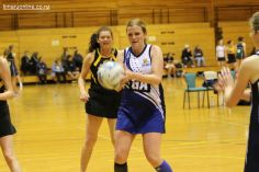 Wednesday Night Netball 0092