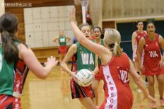 Wednesday Night Netball 0094