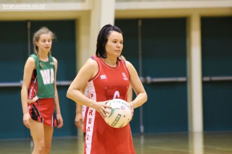 Wednesday Night Netball 0097