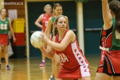 Wednesday Night Netball 0099