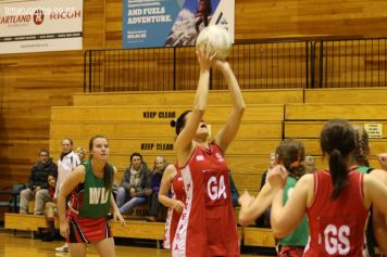 Wednesday Night Netball 0100