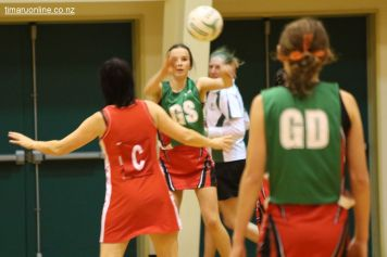 Wednesday Night Netball 0101