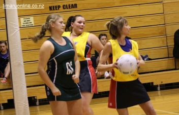 Wednesday Night Netball 0113