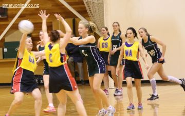 Wednesday Night Netball 0114