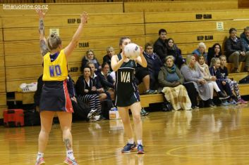 Wednesday Night Netball 0115
