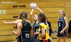 Wednesday Night Netball 0118