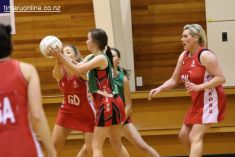 Wednesday Night Netball 0119