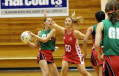 Wednesday Night Netball 0124