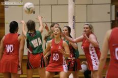 Wednesday Night Netball 0125