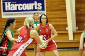 Wednesday Night Netball 0127