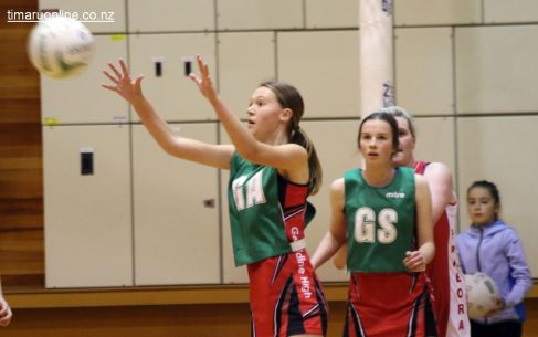 Wednesday Night Netball 0133
