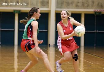 Wednesday Night Netball 0134