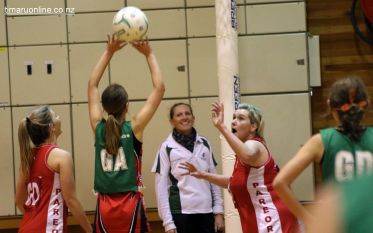 Wednesday Night Netball 0135