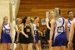 Wednesday Night Netball 0140