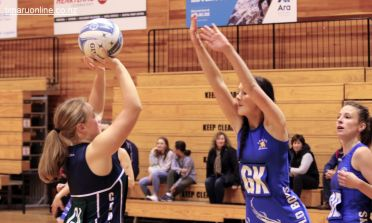Wednesday Night Netball 0159