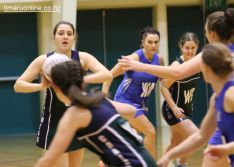Wednesday Night Netball 0161