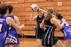 Wednesday Night Netball 0162