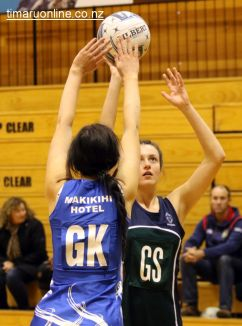 Wednesday Night Netball 0163