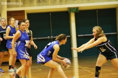 Wednesday Night Netball 0167