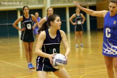 Wednesday Night Netball 0170