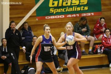 Wednesday Night Netball 0176