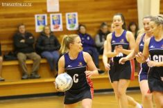 Wednesday Night Netball 0179