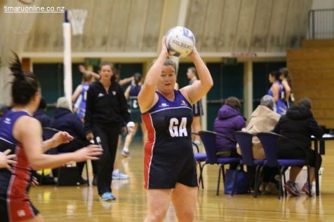 Wednesday Night Netball 0180