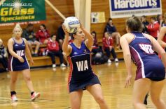 Wednesday Night Netball 0182