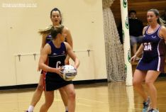 Wednesday Night Netball 0183