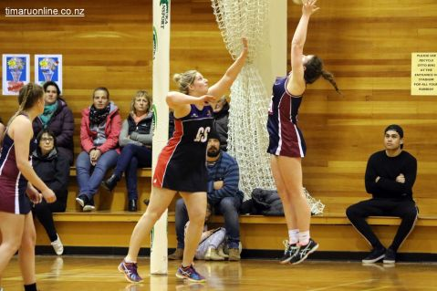 Wednesday Night Netball 0187