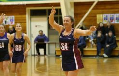 Wednesday Night Netball 0190
