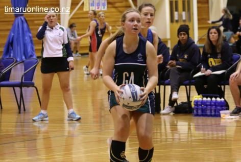 Wednesday Night Netball 0198