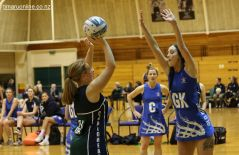 Wednesday Night Netball 0199