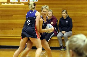 Wednesday Night Netball 0205