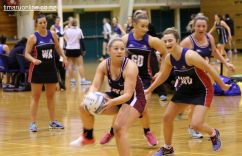 Wednesday Night Netball 0210
