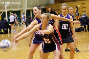Wednesday Night Netball 0212