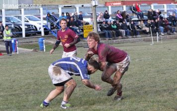 Old Boys v Point Seniors 0107
