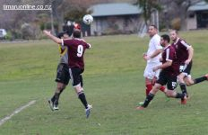 Point v Hearts Reserves Football 0003