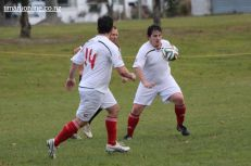 Point v Hearts Reserves Football 0004