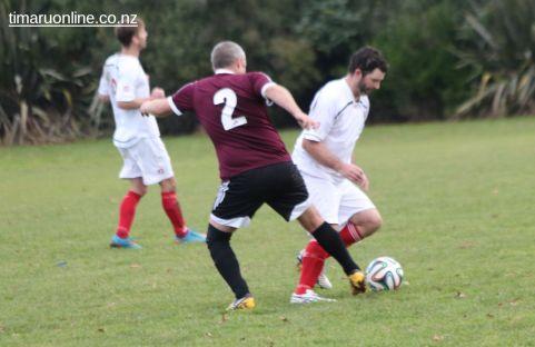 Point v Hearts Reserves Football 0006