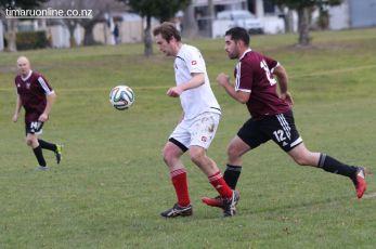Point v Hearts Reserves Football 0007