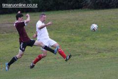 Point v Hearts Reserves Football 0013